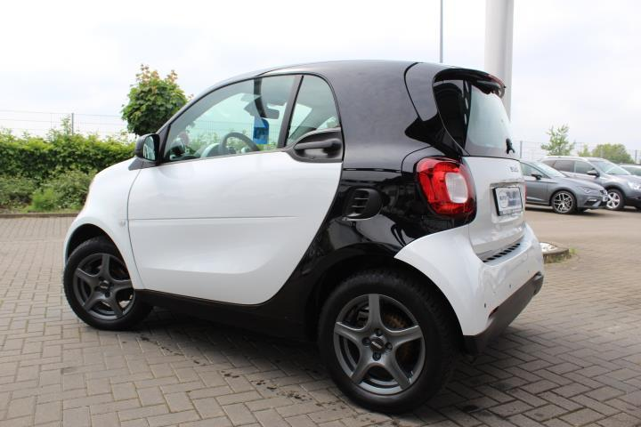 smart forTwo 0.9 Turbo Start-/Stop PDC/SHZ/ALU/Tempomat