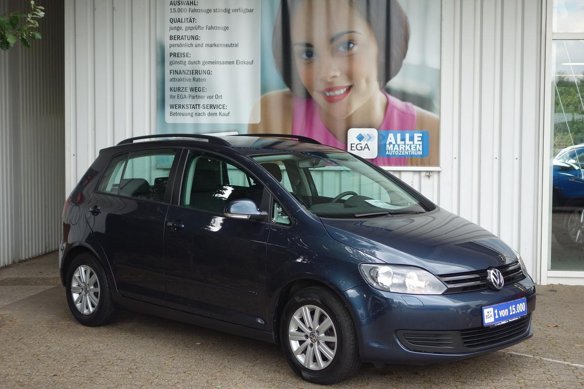 Volkswagen Golf Plus VI 1,4 CLIMATIC RCD ALU 1 HAND